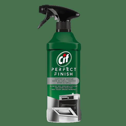 Cif Perfect Finish Spray Pentru Curățarea Cuptorului 435ml