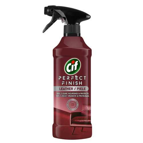 Cif Perfect Finish Spray pentru curățarea suprafețelor din piele 435ml