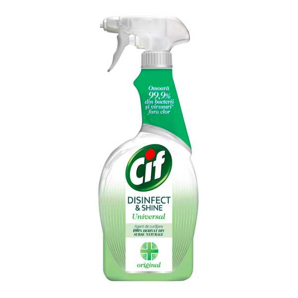 Cif Disinfect and Shine Original împușcat